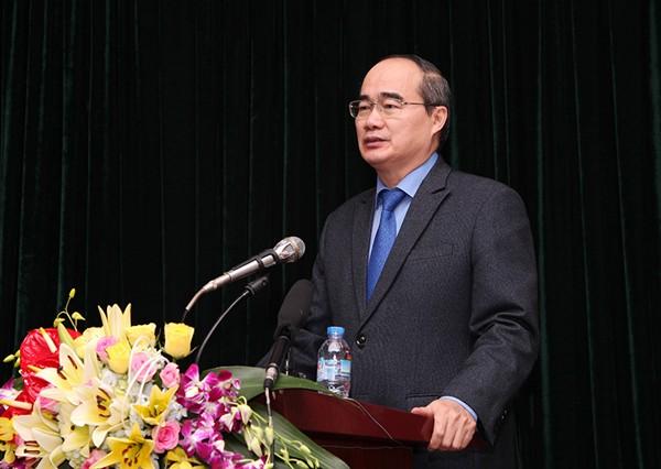 越南祖阵加强社会监督和社会论证工作 - ảnh 1