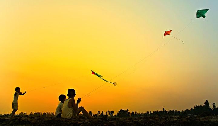 放风筝——永远的乐趣 - ảnh 3