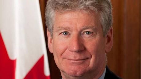 加拿大亚太基金会主席贝克呼吁为中小企业创造发展空间 - ảnh 1