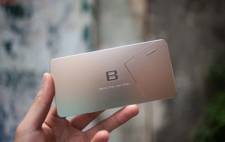 新型智能手机Bphone正式推出 - ảnh 1