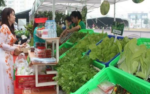 越南绿色和无公害农产品供求对接 - ảnh 1