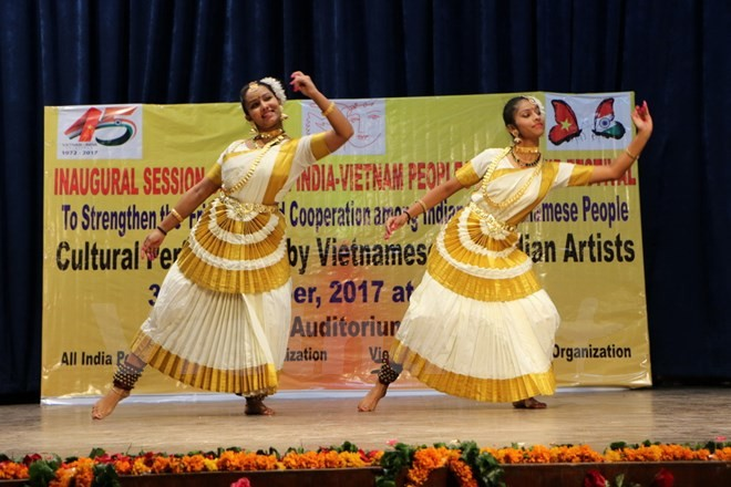 第九届越南-印度人民友好大联欢开幕 - ảnh 1