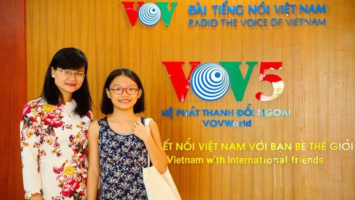 中文节目有史以来最年轻的嘉宾访谈 - ảnh 1