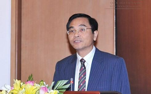 越南14届国会4次会议通过2018年中央财政预算分配决议 - ảnh 1