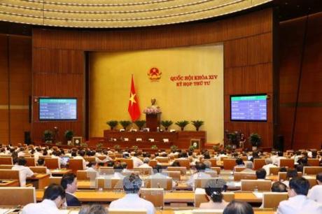 越南第十四届国会第四次会议讨论《竞争法修正案(草案)》 - ảnh 1