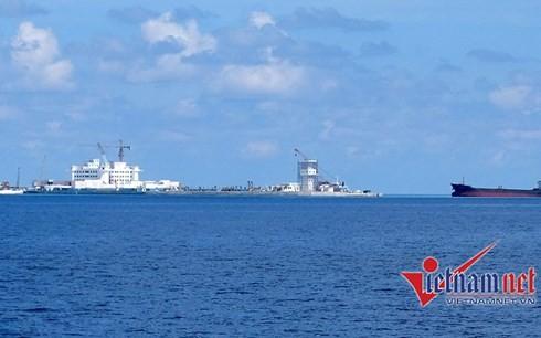 有关东海的国际学术研讨会在胡志明市举行 - ảnh 1