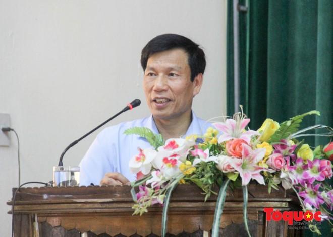 承天顺化省国会代表6月21日至23日与选民进行多场接触 - ảnh 1