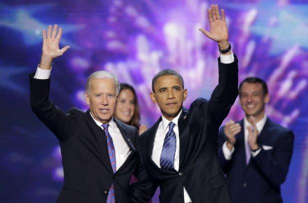 Barack Obama accepte de représenter son parti à la présidentielle - ảnh 1