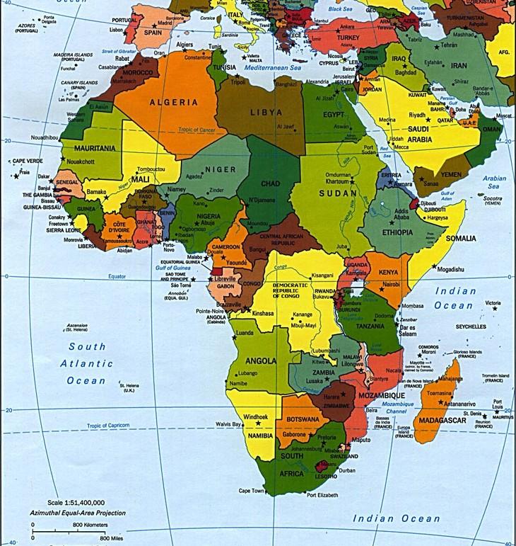 Le PCV renforce ses relations extérieures avec des pays africains - ảnh 1