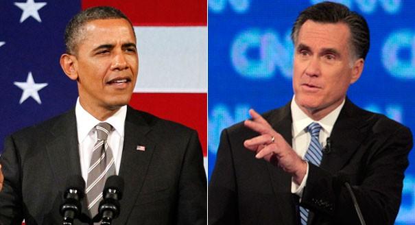 Le président américain devance son rival républicain Mitt Romney  - ảnh 1
