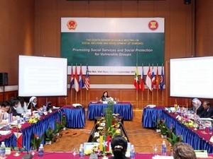 Conférence des officiels de l'ASEAN sur l'allocation sociale et le développement - ảnh 1