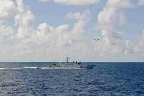 La Chine et le Japon se défient en mer Orientale - ảnh 1