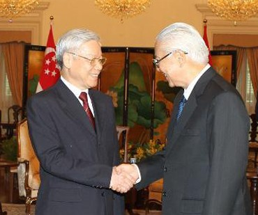 Ouvrir une nouvelle page dans les relations Vietnam-Singapour - ảnh 1