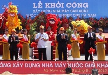 Le vice-Premier ministre Hoang Trung Hai à Ha Nam - ảnh 1