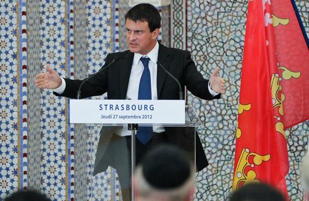 Manuel Valls: La France sera intransigeante avec ceux qui entendent la contester - ảnh 1