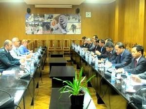 Renforcer la coopération entre les organes législatifs vietnamien et bulgare - ảnh 1