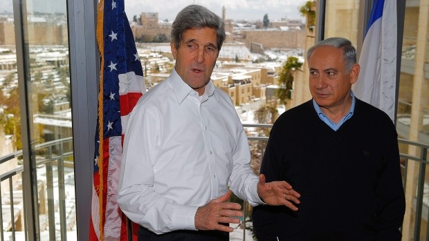 US optimistic about Israel-Palestine peace deal - ảnh 1