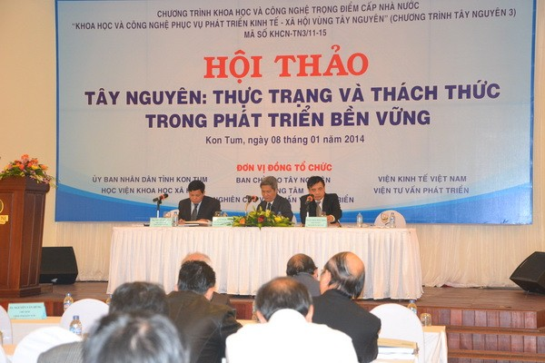 Central Highlands face challenges in sustainable development - ảnh 1