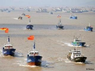 China's groundless ban on fishing in the East Sea  - ảnh 1