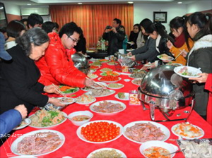 Vietnamese community in RoK welcomes Tet 2014 - ảnh 1