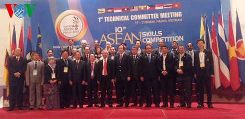 Preparations for 10th ASEAN Skills Competition in Vietnam underway  - ảnh 1