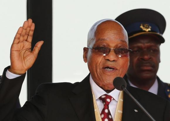 South African President publicizes new cabinet lineup - ảnh 1