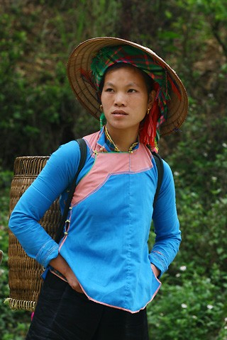 Giay ethnic group in Lao Cai - ảnh 2