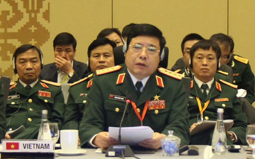 Vietnam's initiatives welcomed at ADMM-9 - ảnh 1