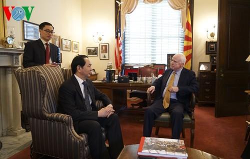 Vietnam, US enhance security, judicial cooperation - ảnh 3