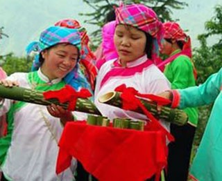 Wedding of the Giay in Lao Cai - ảnh 1