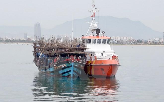 Thai police commits to investigate the shooting of Vietnamese fishermen - ảnh 1