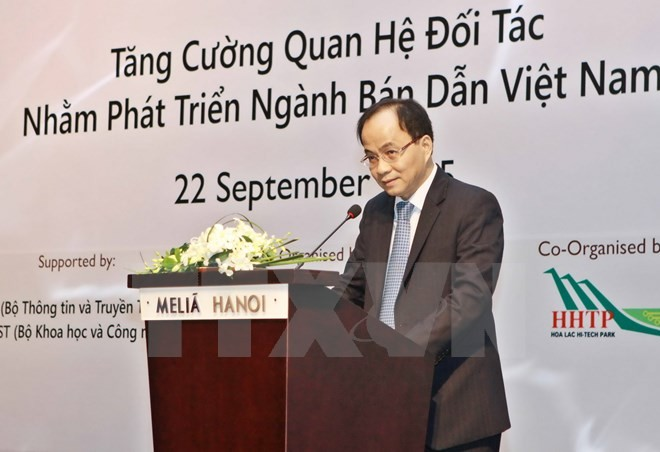 Developing Vietnam's electronic and semiconductor sector - ảnh 1