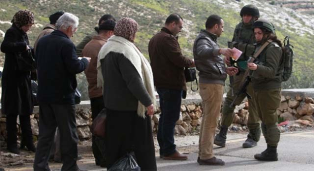 Israel closes border with Palestine during Passover holiday - ảnh 1