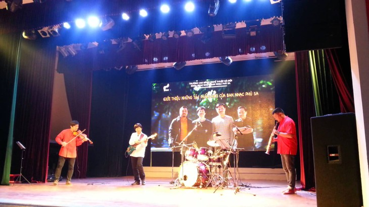 2 Vietnamese music bands join World Youth Jazz Festival - ảnh 1