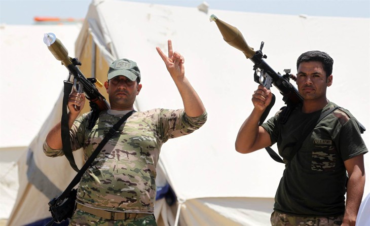 Iraq launches operation to retake Fallujah from IS - ảnh 1