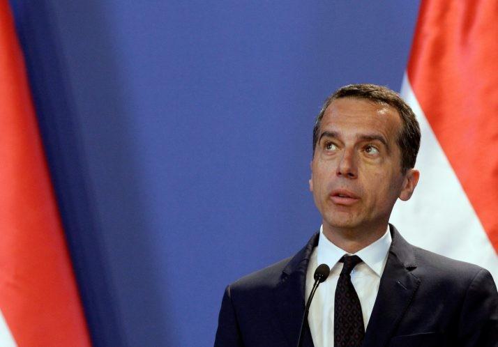 Austria urges EU to stop negotiations on Turkey's accession - ảnh 1