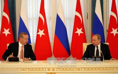 Russia-Turkey relations: reducing tensions - ảnh 1