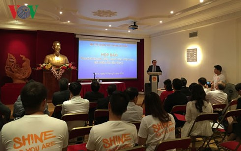 Festival of Vietnamese Students in Europe to be held in France  - ảnh 1