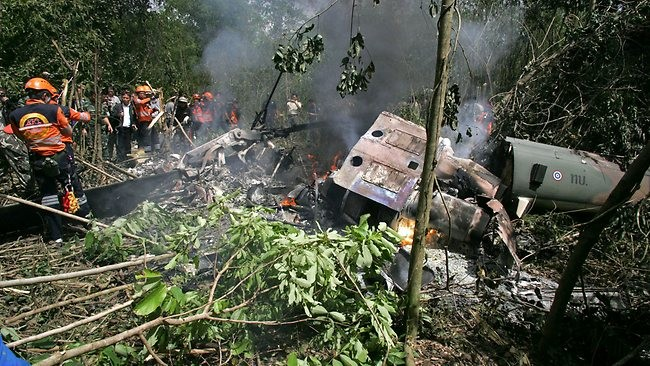Thailand confirms helicopter crash killing 5 people - ảnh 1