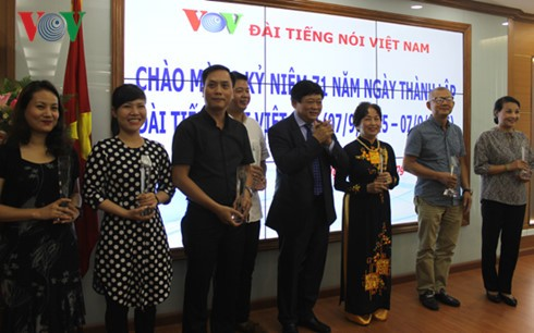 VOV develops on par with Vietnam's international integration - ảnh 1
