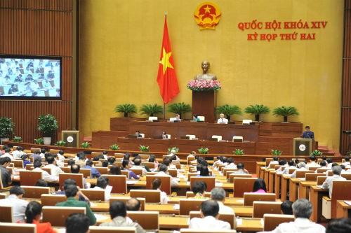 National Assembly seeks measures to boost economic restructuring - ảnh 1
