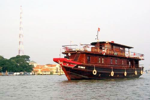 Ho Chi Minh City develops water-way tourism - ảnh 1