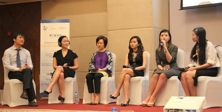 Women's Initiatives Startups and Entrepreneurship introduced in HCMC - ảnh 1