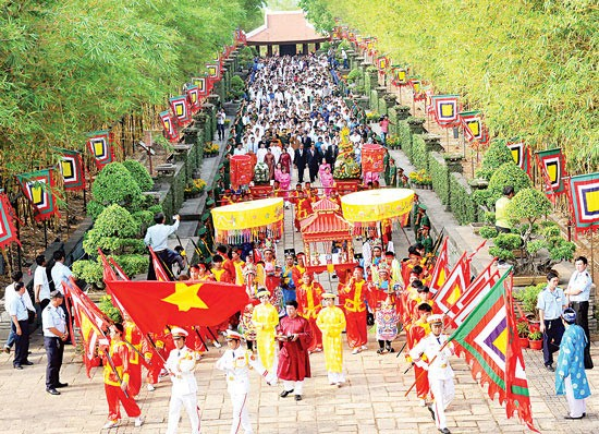 Hung Kings worship rituals unite community strength  - ảnh 1