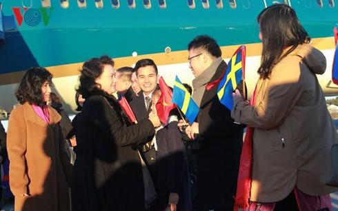 Vietnam enhances legislative relations with EU countries - ảnh 1