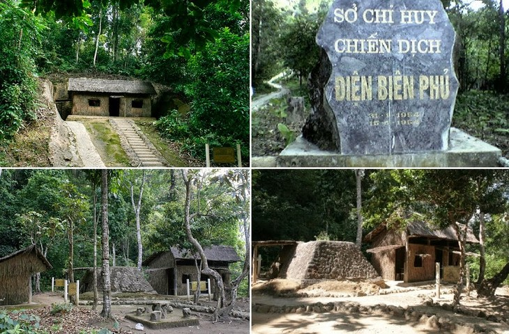 May in Dien Bien Phu Victory relic site - ảnh 3