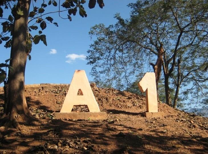 May in Dien Bien Phu Victory relic site - ảnh 2