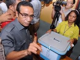 Timor Leste harus mengadakan putaran ke-2 Pemilihan Presiden - ảnh 1