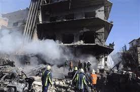 Para pakar internasional menilai situasi kemanusiaan di Suriah - ảnh 1