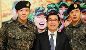 Delegasi Kesenian Kemhan Republik Korea mengunjungi Vietnam - ảnh 1
